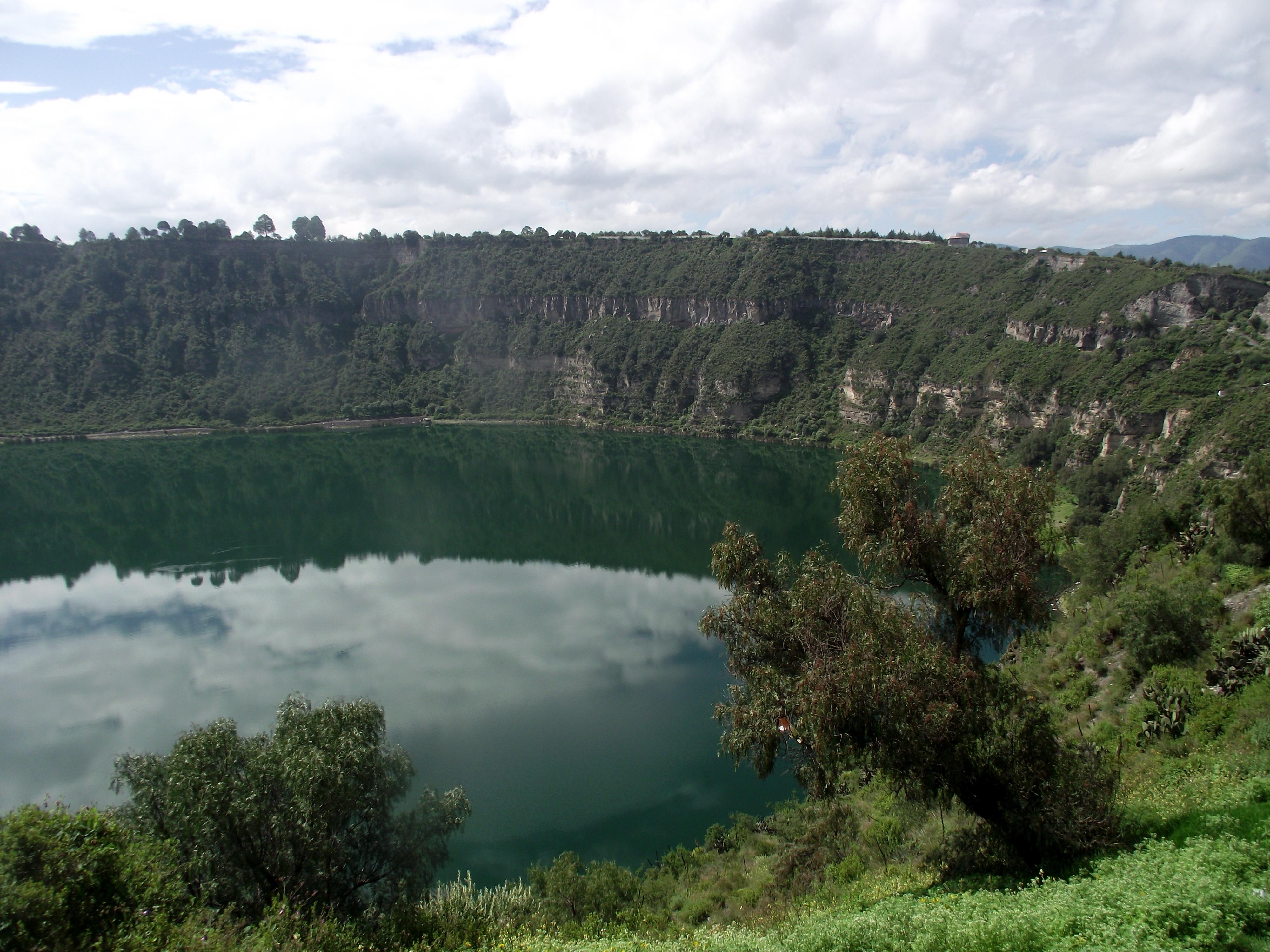Laguna de Aljojuca